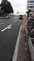 Sofienstraße mit ''Anderem Radweg''