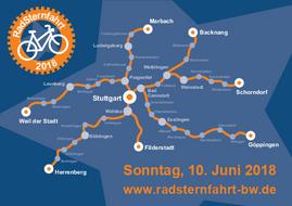 RADSternfahrt BW