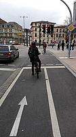 "Rohrbacher Straße vor ""Carreè"""