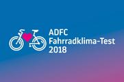 Logo Fahrradklima - Test 2018