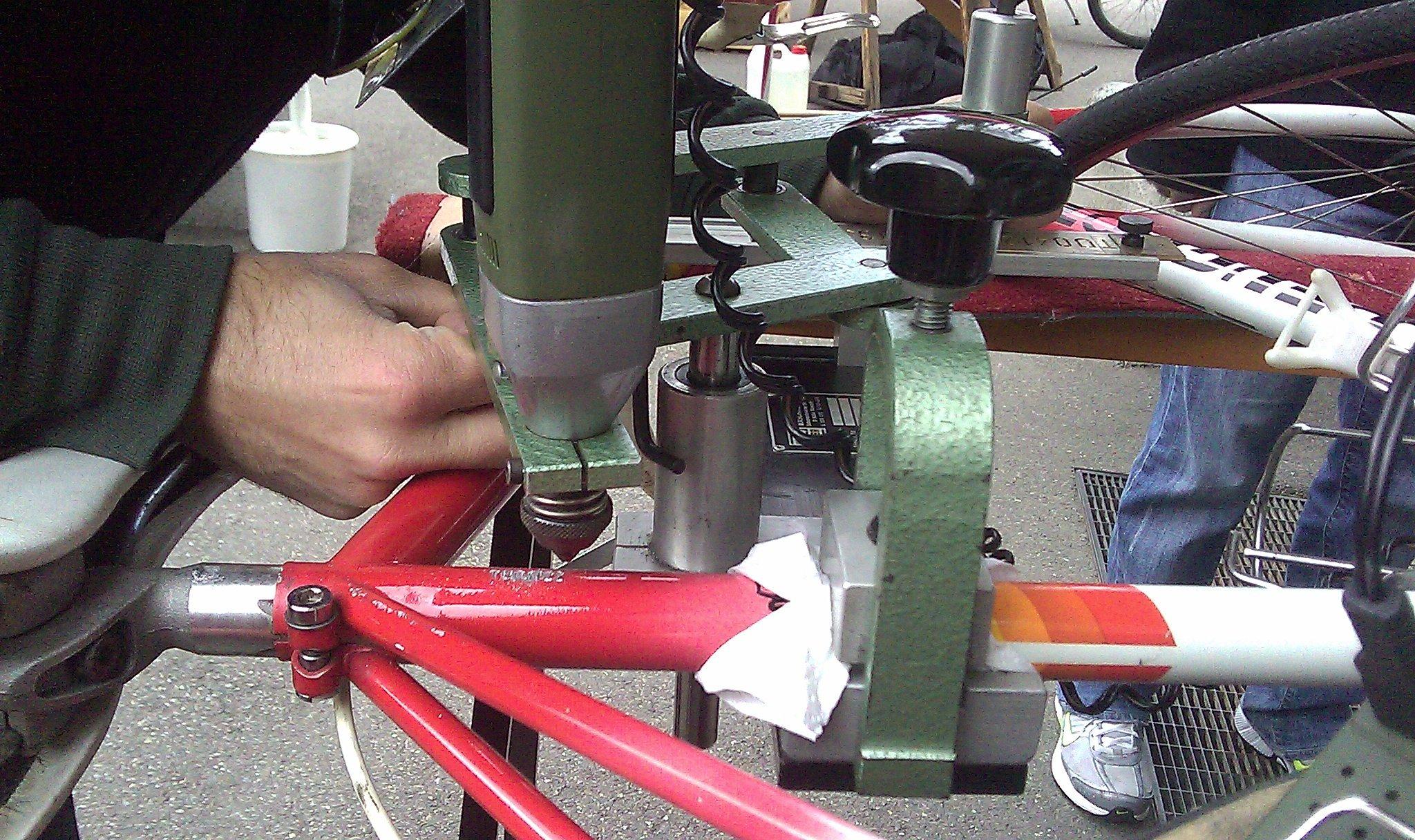Fahrradcodierung: ADFC BW